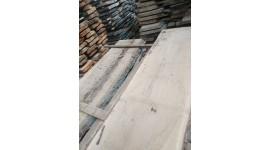 Доска дуб сухая необрезная толщина 50мм длинна 3м 1сорт цена