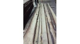 Доска сосна сухая необрезная толщина 30мм длина 4.5м 2сорт