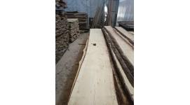 Доска сосна сухая необрезная толщина 50мм длина 4.5м 1сорт